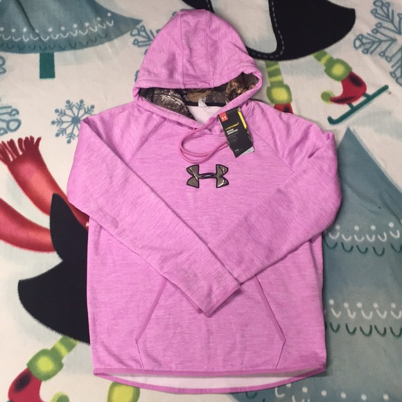Under Armour Tops - Nwt Under Armour Realtree Hoodie